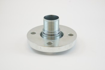 Swivel flange couplings smoothserrated tail